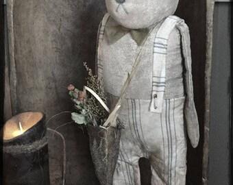 BC171 Prim Oscar Rabbit EPattern