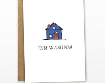 Congratulations Card   New House Card by Cypress Card Co.