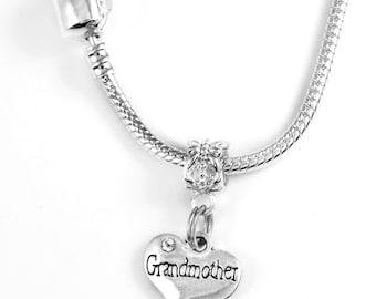Grandmother necklace  Grandmother necklace Grandmother necklace Grammy necklace MIMI  Grandmother Best jewelry Gift
