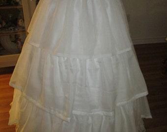 Civil War Petticoat, Civil War Woman Clothing