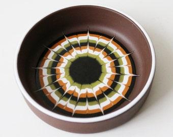 1978 Hornsea Vitramic Pin Dish