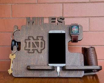 Notre Dame gift idea for men, boyfriend - best gift for him, present for a friend, Gift for Men