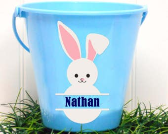SALE - Easter Bunny Svg, Easter Svg, Easter Split Svg, Easter Monogram Svg, Bunny Svg, Silhouette Cut Files, Cricut Cut Files, Svg Files