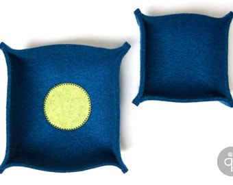 quadu felt Bowl - set of 2