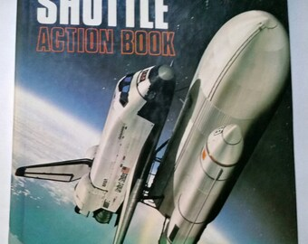 The Space Shuttle Action Book                                                                                                   ET020
