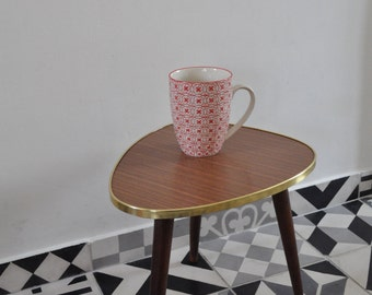 Table d appoint etsy for Table tripode scandinave