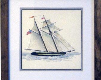 Sailing Ship #3
