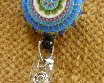 Badge holder, Badge Reel