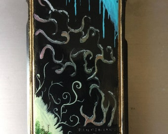 Custom, Hand Painted cell phone cases