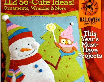 Holiday Crafts 2012 Better Homes and Gardens Special Interest Magazine