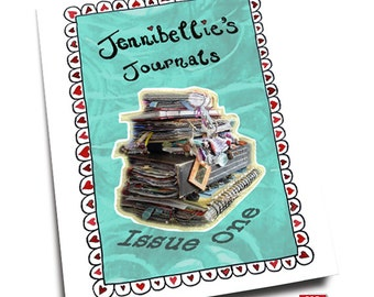 Jennibellie's Journals Zine, Issue 1 (Digital Version)