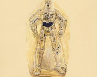 Toys in ICE 06 - C-3PO
