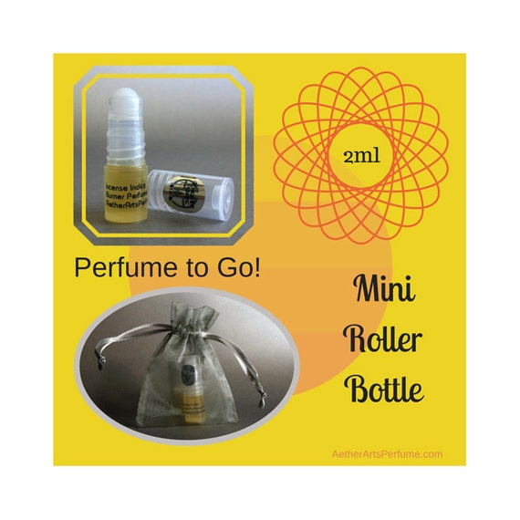Perfume to Go!  Mini Roller Bottles, Great for Gifts, Travel, and Trying out New Scents!   2ml Mini Roller Bottle, Singles