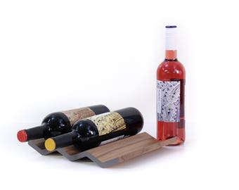 Wine Bottle Display Etsy