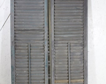 New Orleans Exterior Wrought Iron Window Shutters Metal Wall