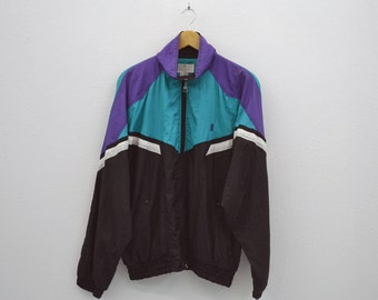 Bill Blass Vintage Windbreaker Vintage Bill Blass Jacket Mens Size M