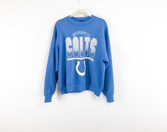Indianapolis Colts 90's NFL Sweatshirt