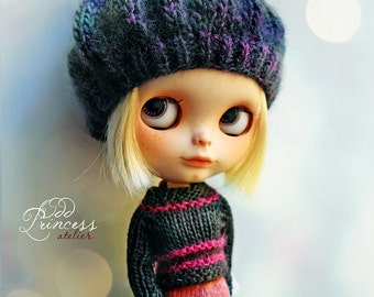 Blythe Ooak Sweater SECRET FRIEND By Odd Princess Atelier, Special Occasion Outfit