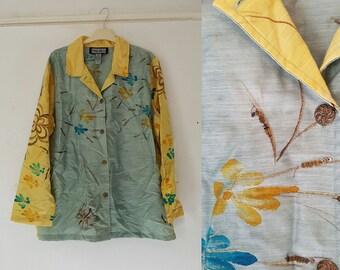 Vintage Boho Indie Shirt