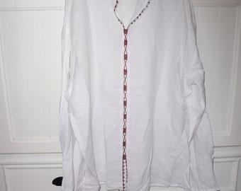 EL JOULY Marrakech shirt size XXL - 1990s