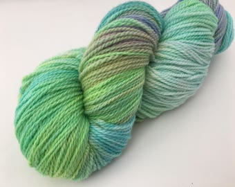 Tasmanian ethical merino fingering weight-'Watercolours'
