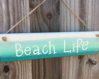 Beach bathroom decor | Etsy