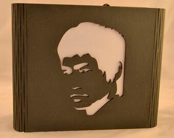 Bruce Lee wall lamp