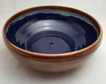 Stoneware Ceramic Serving Bowl