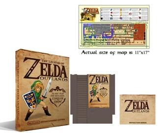 Zelda : Outlands Complete Box Set