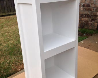 Bookshelves / Bookcase / Bookshelf / Organizer / White Bookcase / Painted bookcase / Bookshelves