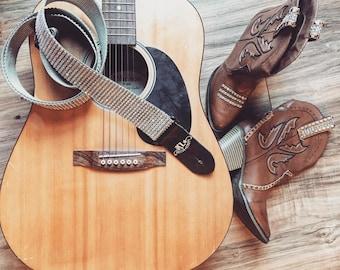 Bling Guitar Strap