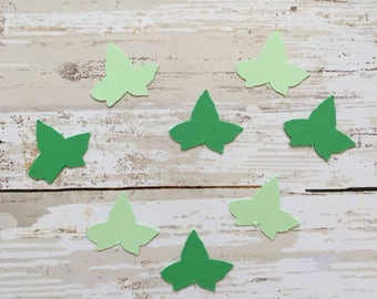 Ivy Leaf Confetti