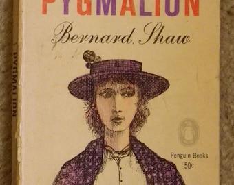 Pygmalion by Bernard Shaw, 1942, Paperback