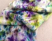 Merino Wool/Nylon Sparkly Sock Blank