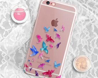 iPhone 7 case Bird Clear Samsung Galaxy S7 Edge case Clear iPhone 6s case iPhone 7 plus case iPhone 6s plus case Transparent iPhone 5 Case