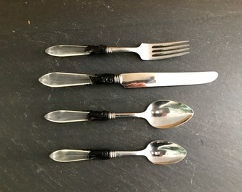 Vintage Flatware, Stainless steel flatware