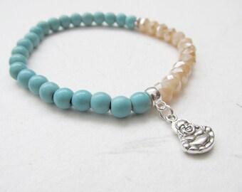 Buddha bracelet, yoga bracelet