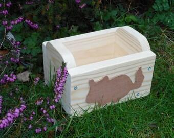 Chinchilla Hay Feeder / Feeding Box