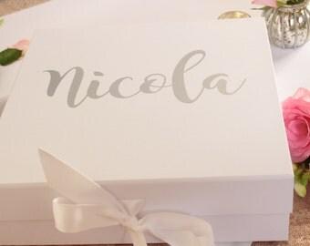 Spezielle Bieten Personalisierte Geschenk Schatulle Mit Ihre Eigenen  Geschenke Zu Füllen. Ideal Für Geburtstag,