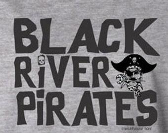 Black River Pirates HOODY HOODIE High School Middle Elementary Ohio Tee Shirt Spencer