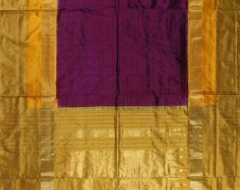 Pochampally Silk Saree / Ikat Silk Saree / Pochampally Silk Ikat / Handloom Ikat Saree