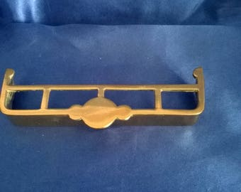 Brass Miniature Hearth Stand for Miniature Kettle, Pots ect