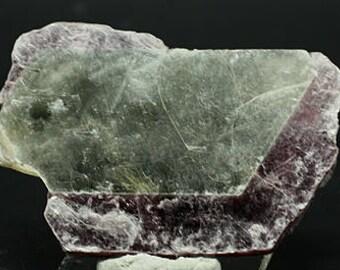 Window Lepidolite, Brazil - Mineral Specimen for Sale