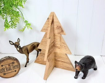 Wooden Tree, Nursery Decor, Rustic Christmas Tree, Tree Nursery, Woodland Nursery, Rustic Wood Trees, Forest Nursery Decor, Rustic Nursery