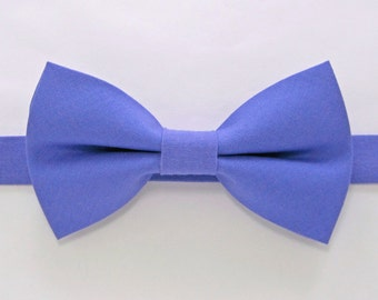 Blue violet bow tie,Wedding bow tie , Easter Bow Ties for Men,Toddlers ,Boys,baby