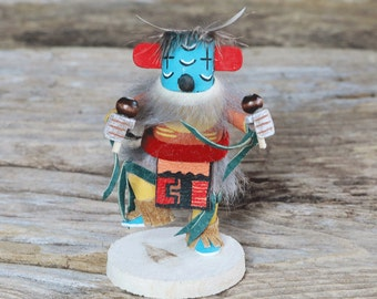native american,native,native american art,navajo kachina,native american kachina,kachina,roadrunner, Native American Roadrunner Kachina