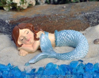 Mermaid Marina for Miniature Garden, Fairy Garden