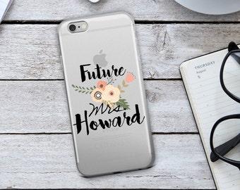 Future Mrs Iphone Case - Custom Bride Phone Case - Personalized Iphone Case - Bride To Be Phone Case - Future Mrs - Bride Iphone Case