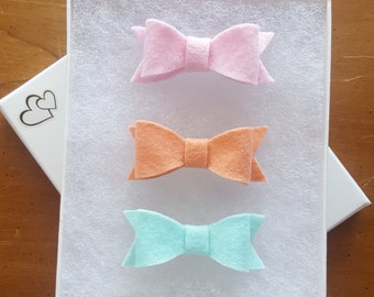 Felt Bows (Mix or Match)