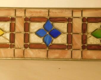 Stain Glass, Sun Catcher, Window Hanging